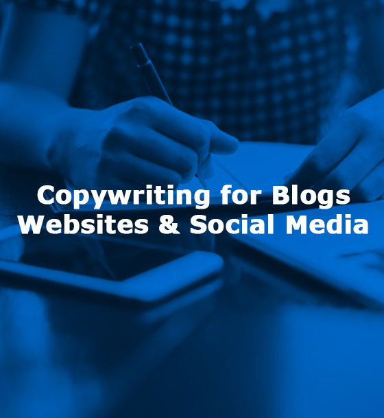 copywriting services for blogs